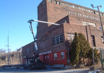 Former Moran Plant