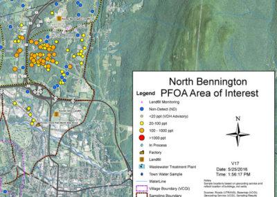 Bennington PFAS